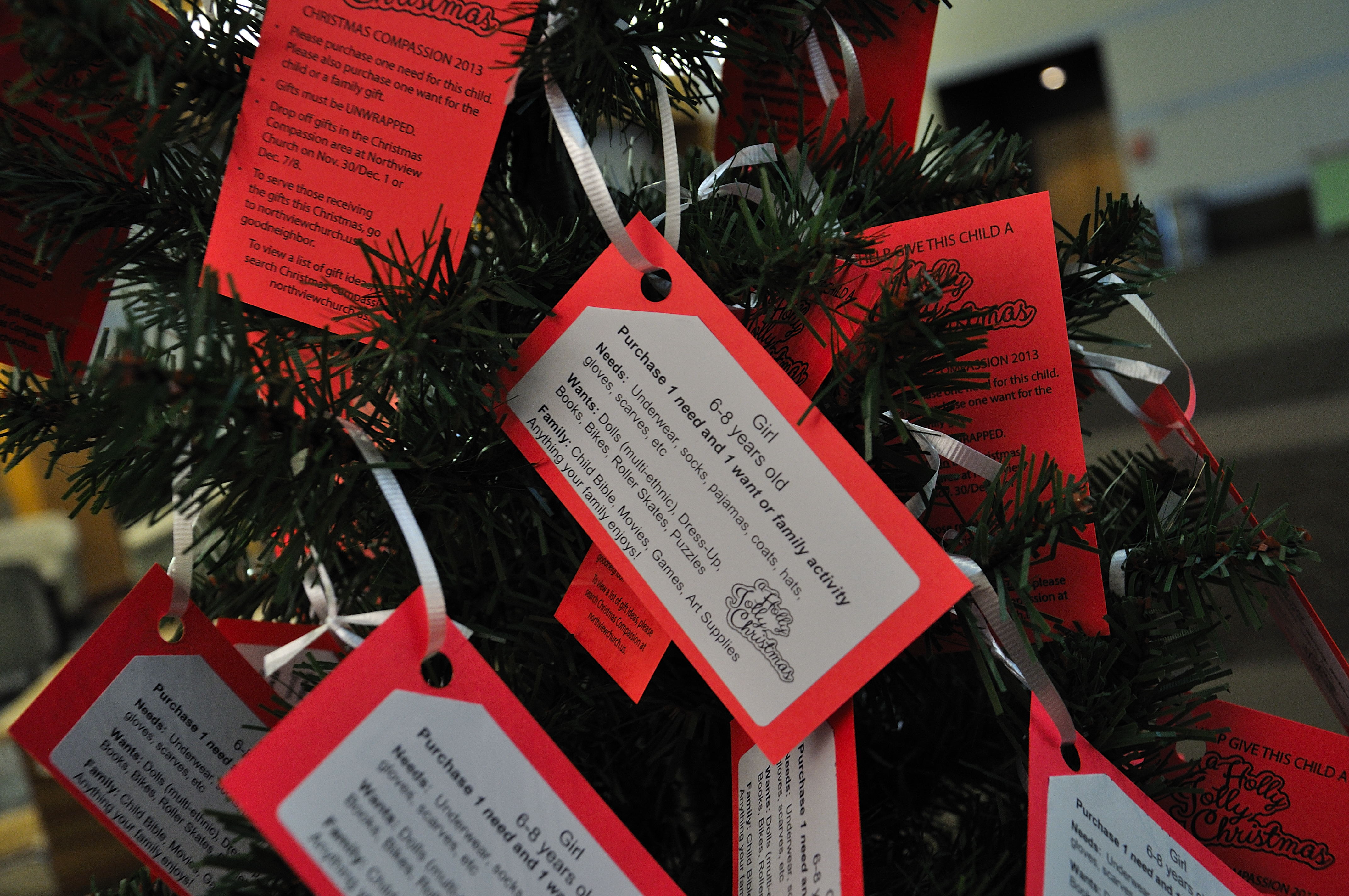 christmas compassion at northview
