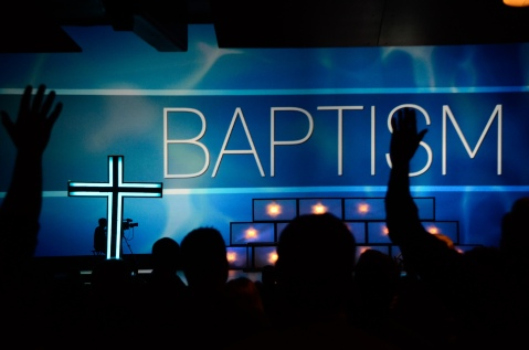 Baptism Weekend at Northview (photo by Josh Polk)